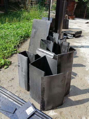 Elemente carbon catarge