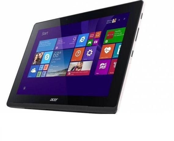 Tableta Windows Acer Aspire Intel SSD 30GB Ram Dual WebCam Bat Ok 9.7