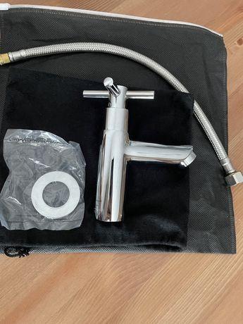 Baterie bideu / lavoar cu un singur traseu-Emil Lux - Made in Germany