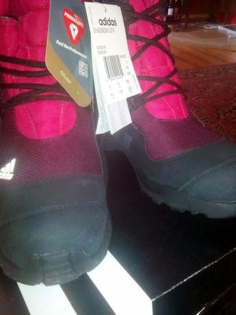 Продавам дамски-детски зимни маратонки Adidas