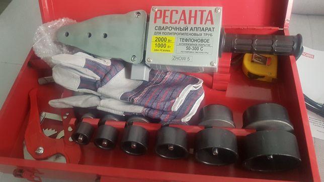 Trusa Ppr profesională 2000w cu accesorii, urgent!