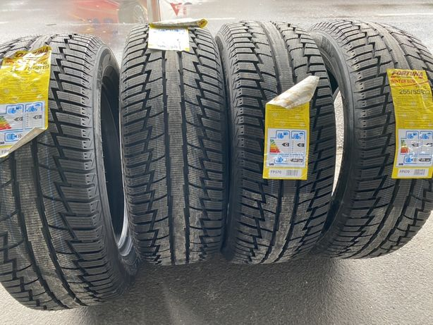 255/55 R19 FORTUNA WINTER SUV 4x4 anvelope noi iarna 2020