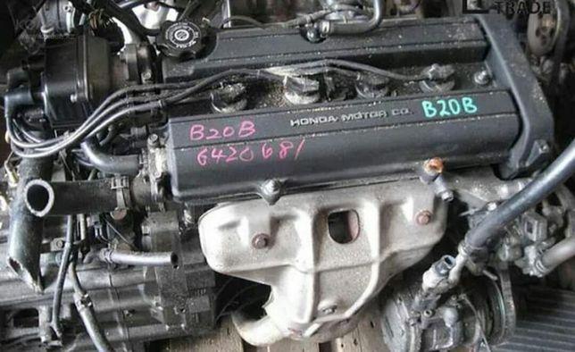 Привозной двигатель на Хонда Cr-V