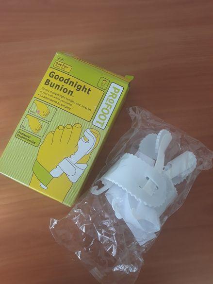 Протектор за палец/Лепенки за отслабване