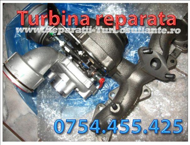 turbina turbosuflanta GT1749V AUDI A4 A6 SKODA Octavia VW Passat GOLF