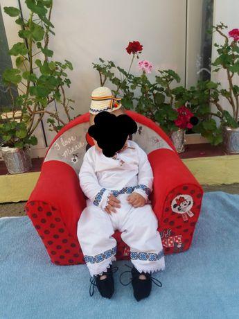 Costumas popular bebelusi