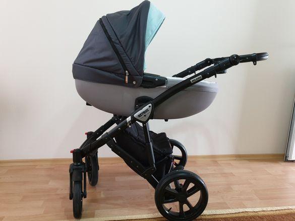 Детска количка 3в1 + чанта