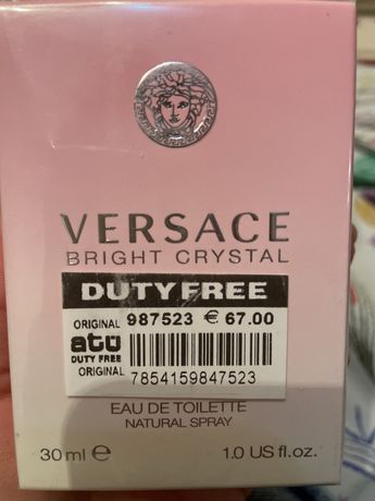 Духи. Versace Bright Crystal