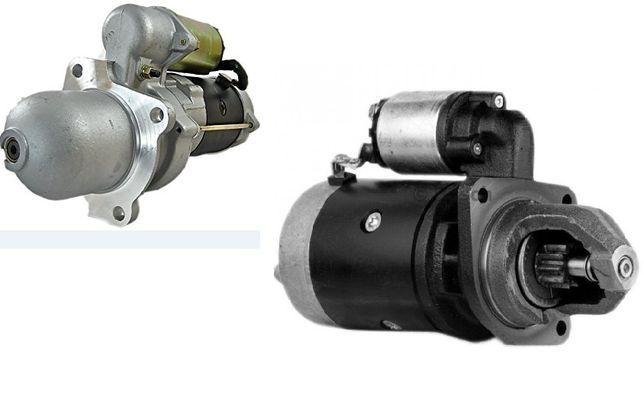 Electromotor CASE 580SK-580SM-580SLE-580K-dar si alte modele