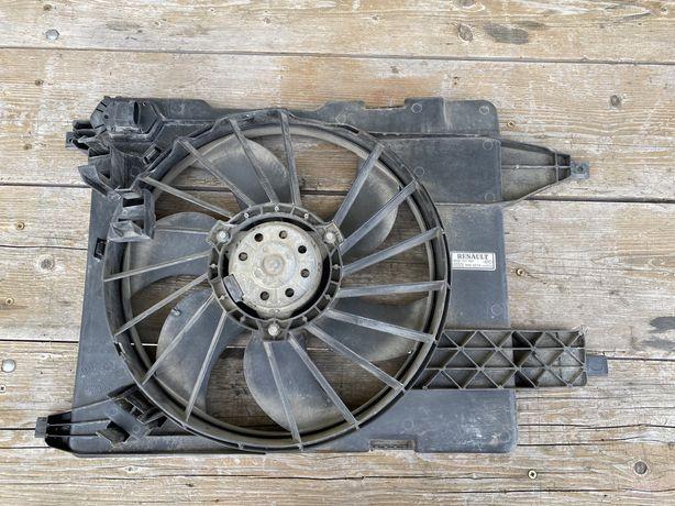 Ventilator racire rezistenta renault megane 2 benzina 1.6