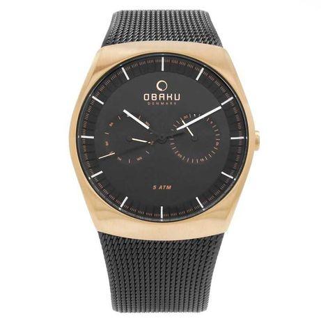 Obaku Denmark Jord Мъжки часовник