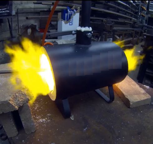 Ковашко газово огнище, оджак , пещ за топене