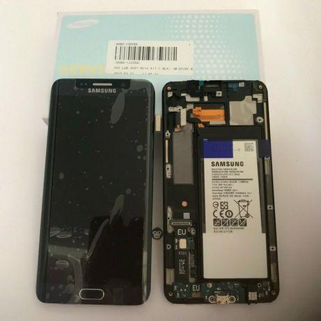 Ecran Display Samsung S6 edge original MontajPEloc factura garantie1an
