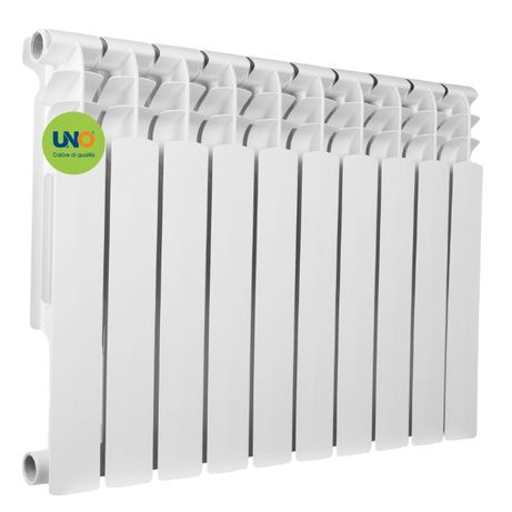 Радиатор алюминиевый LOGANO (1 секц.) 500x100 Uno
