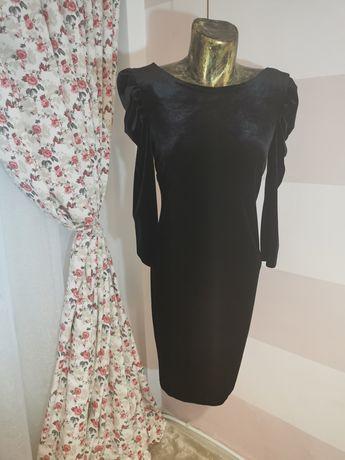 Rochie de catifea mar. 44