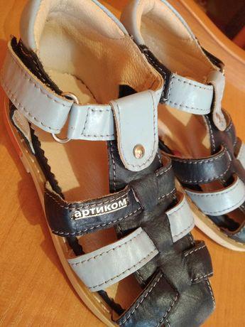 Ортопедични детски сандали Артиком