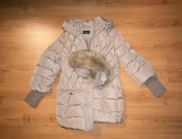 Женский пуховик/пальто