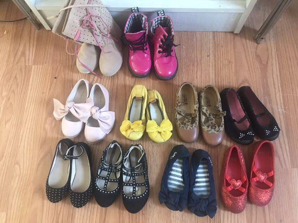 Pantofi/balerini/adidasi/ghete/cizme 24-26 (15-17cm) zara