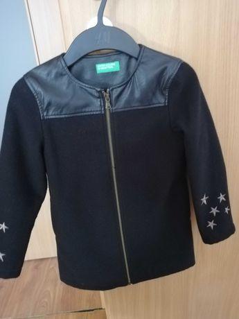 Детско елегантно палто Benetton