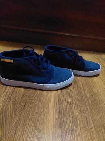Тъмно сини обувки Addidas