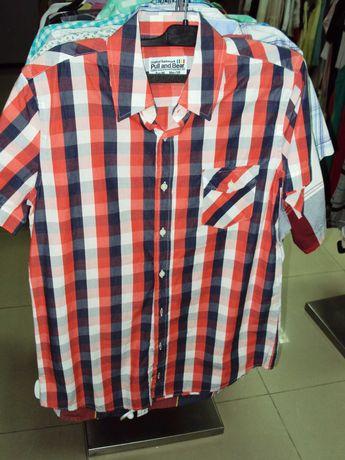 Рубашка мужская Zara ,Pull and Bear