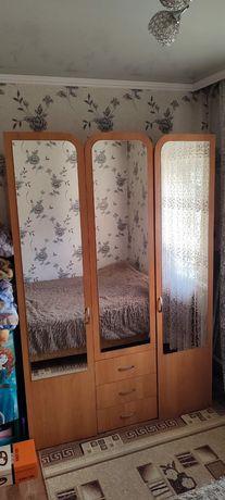 Шкаф в отличном состоянии. Вместительный и очень удобный.