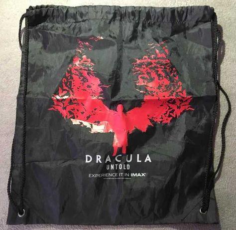Rucsac/bag cu snur (Dracula Untold)