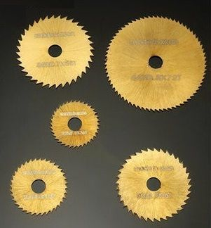 Disc pentru debitat metal Ø 63, 80, 100 si 120 STAS 1159 DIN 1837