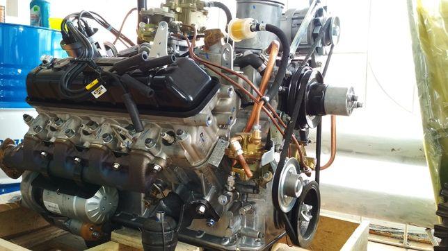 Двигатель Газ 53 ЗМЗ 511