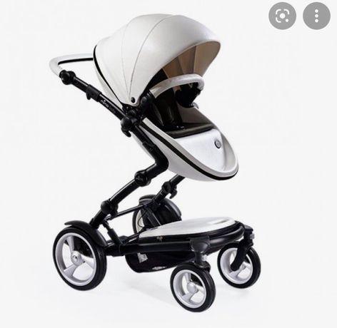 Новая испанская коляска MIMA kobi(xari)