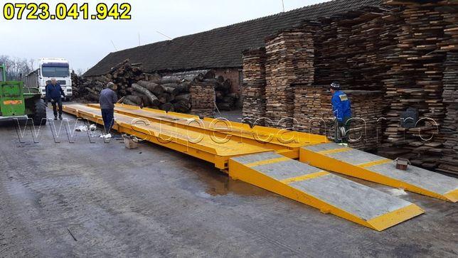 Cantar Auto 60t 16m Nou Superslim 30cm SUPER RELOCABIL