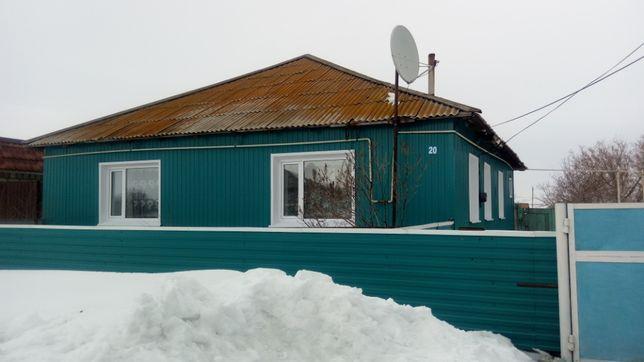 Продам хороший дом! с.Александровка, 40 км от Костаная!