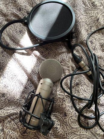 Студийный профессиональный микрофон M-Audio Solaris