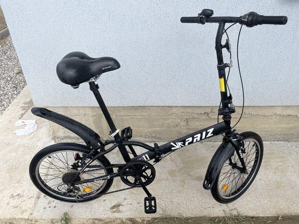 Bicicleta pliabila Priz