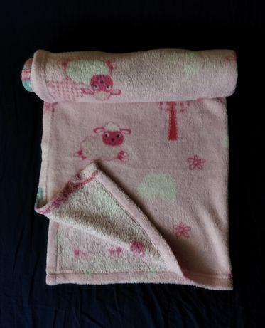 Бебешко одеяло много меко