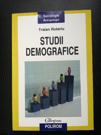 Studii demografice - Traian Rotariu
