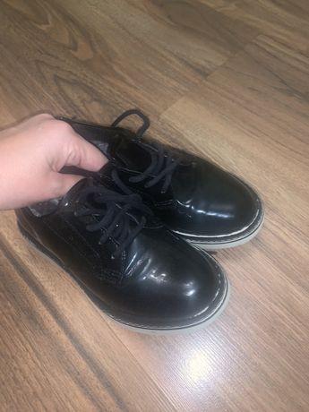 Туфли школьные Geox