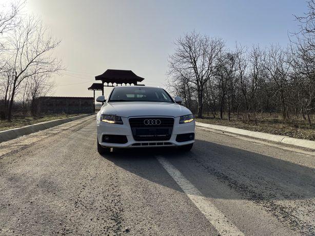 Audi A4 B8 Euro 5 Automat