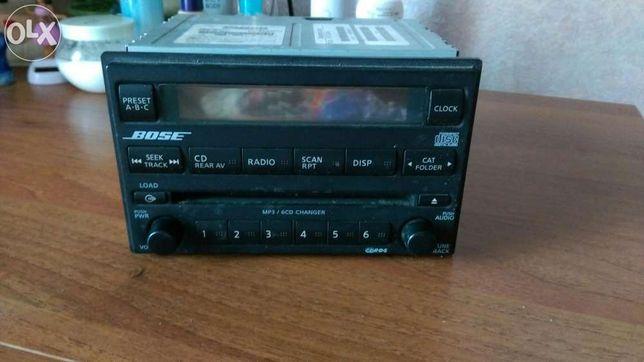 Продам магнитолу Bose.MP3/6 CD changer