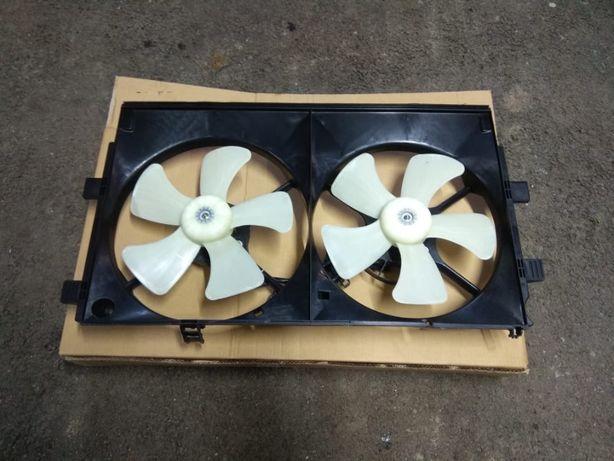 диффузор радиатора лансер 10