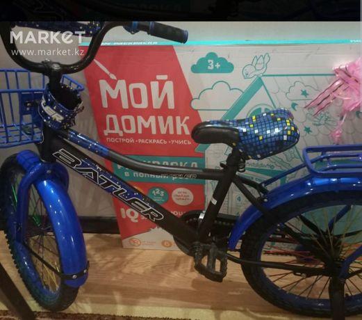 Продам новый двухколёсный велосипед