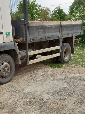 Vând camion MAN Anglia