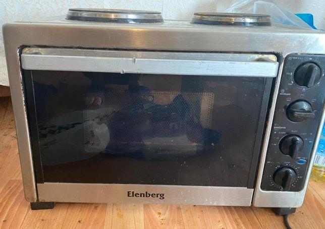 Срочно продаётся духовка-плита