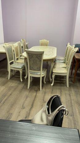 Столы со стульями Дагестан. Мебель со склада Дёшево только у нас!!!