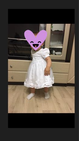 Продам платье на годик