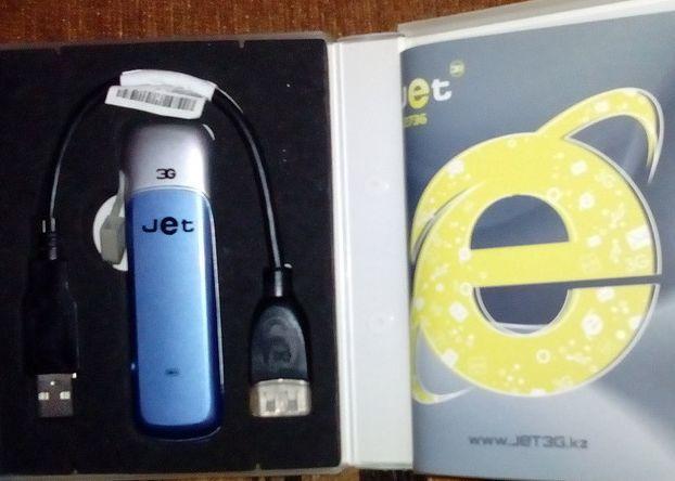 Прoдам скоростной USB модем JET новый в подарочном футляре