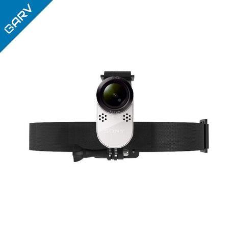 Еластична лента - стойка за глава garv™️ за sony, gopro, xiaomy камери