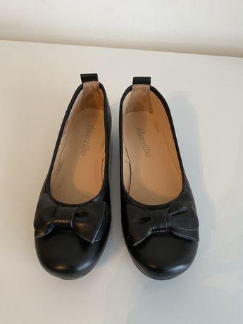 Pantofi piele Marelbo marime 34