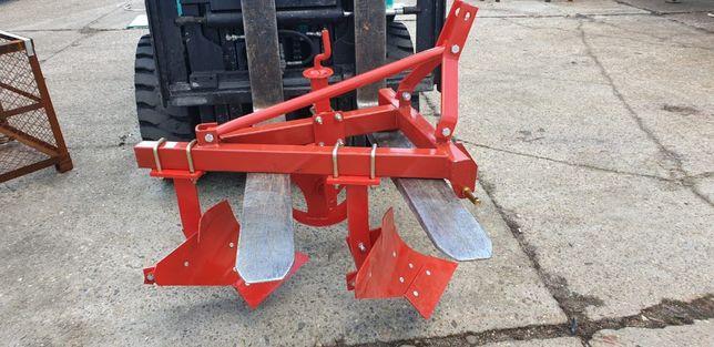 Plug 2 brazdare trupite pt tractor tractoras 15-25CP