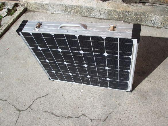 150w немски поликристални или монокристални соларни куфари